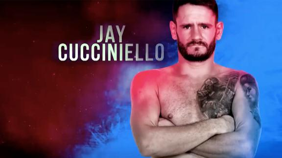 Jay Cuccinello Selected for UFC Ultimate Fighter season 27
