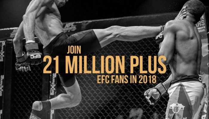 EFC draws 17 times More views than Super Rugby in 2017