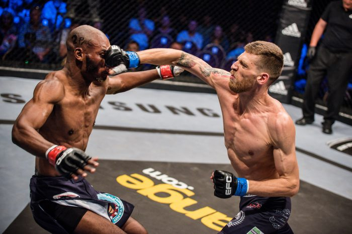 #EFC67 gets another Cracking Fight!