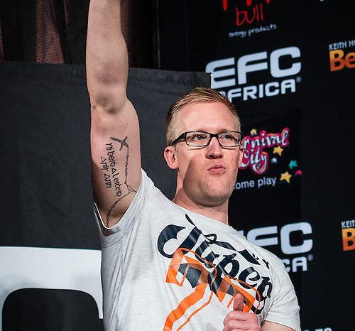 Graeme Cartmell Shares 6 months worth of Main event Fights on BigAl Podcast