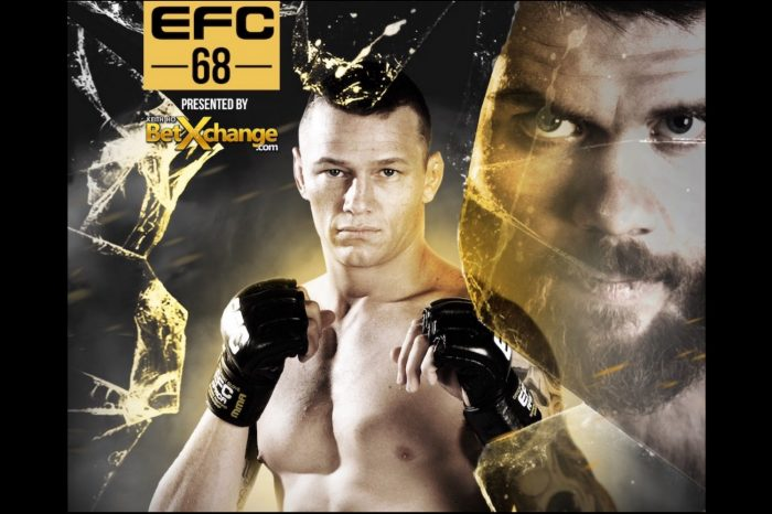 Playing Match Maker Post EFC68 - 6 Fights to Make