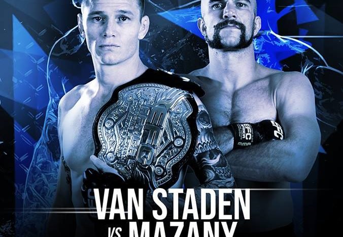 EFC72 - Cape Town set for Lightweight battle and so much more.