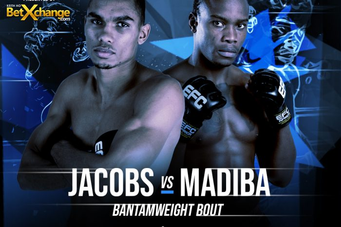 The President is back and faces Cape Town Crowd Favorite Jacobs.