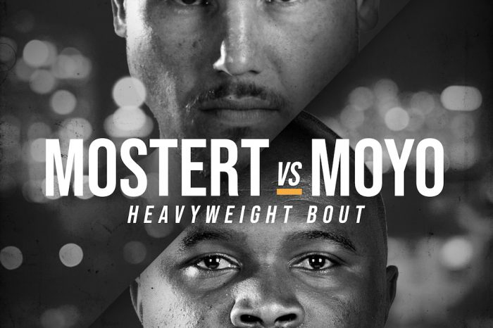 Moyo Vs Mostert to headline Sun City in Possible Number one Contender battle.