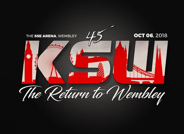 Former Middleweight Champion To compete in the Return to Wembley at KSW45
