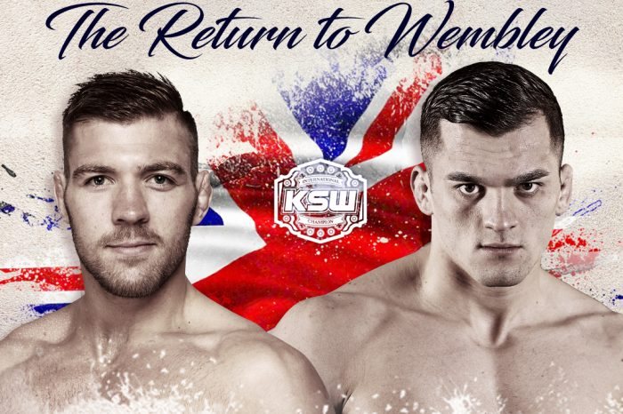 Dricus Du Plessis Vs Roberto Soldic 2 set for KSW45 in London