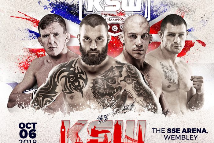 KSW To host 4 man Tournament to Crown a new Middleweight Champion