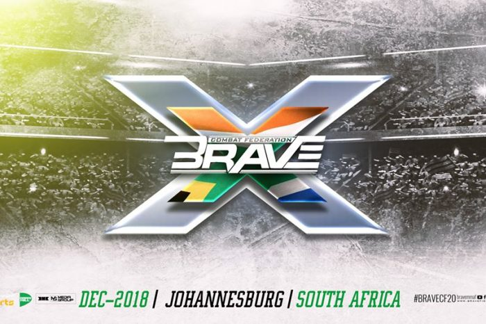 Brave Combat Federation headed to South Africa