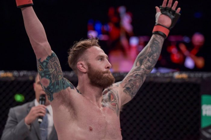 Chad Hanekom set to face Undefeated Italian at Brave 16