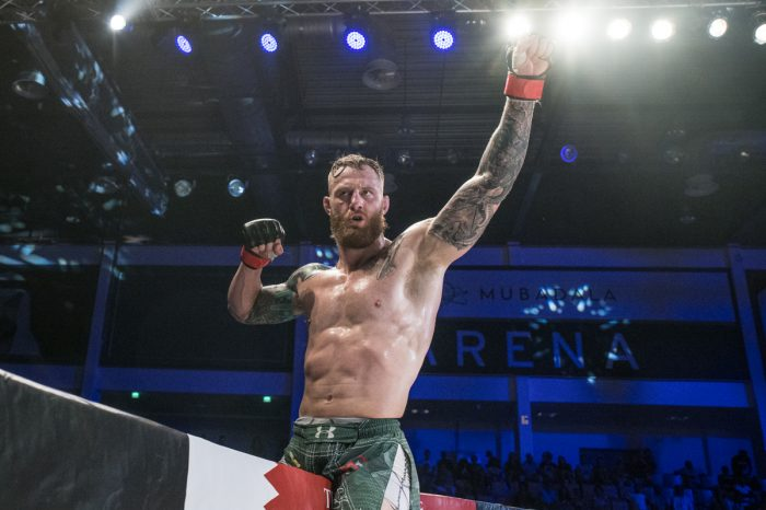 """Exclusive with Chad Hanekom """"I'm a different kind of animal in the middleweight division"""""""