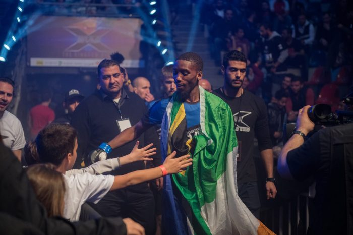 Frans Mlambo returns to action at Brave17 in Lahore Pakistan