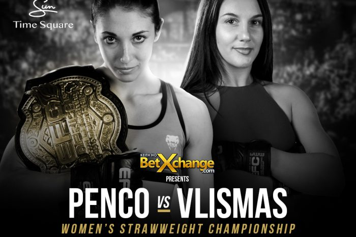 EFC76 Main Event to Feature Womens Flyweight title challenge
