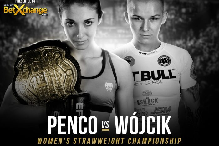 WOJCIK steps up on 2 weeks notice for Strawweight title fight