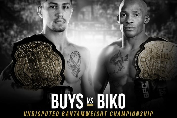 Jp Buys vs Luthando Biko For Unification Bout