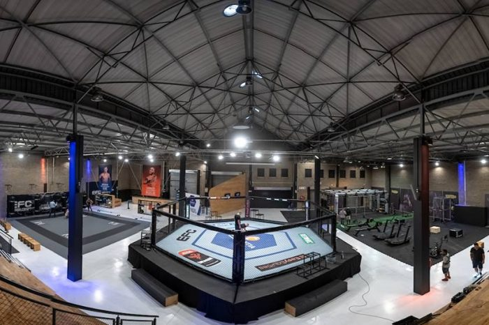 EFC performance institute, A Giant leap for African MMA