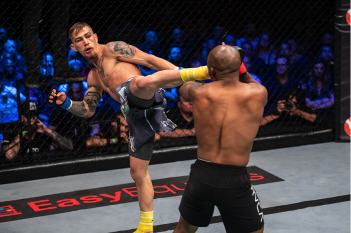 Official Results for EFC78 - Buys dominates his way to victory