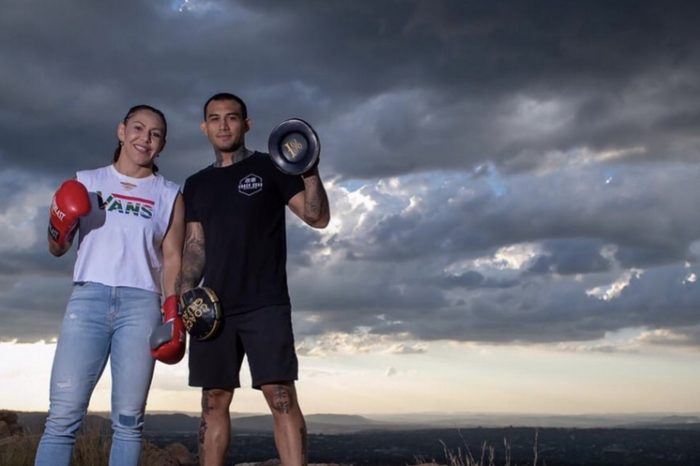 Cris Cyborg officially under the Tutelage of SA's Richie Quan