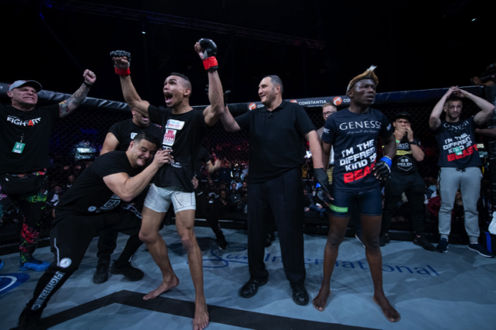 Jacobs claims gold - Official EFC81 results