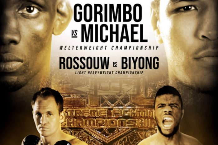Themba Gorimbo in search of Gold at EFC82