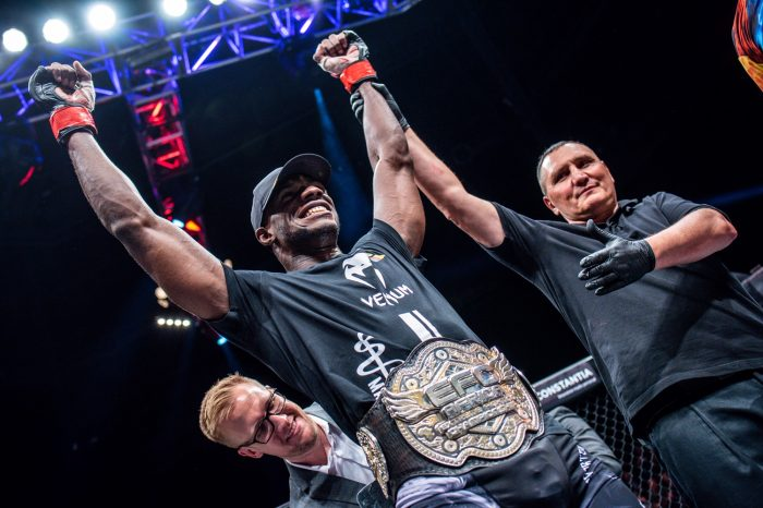 EFC82 official results