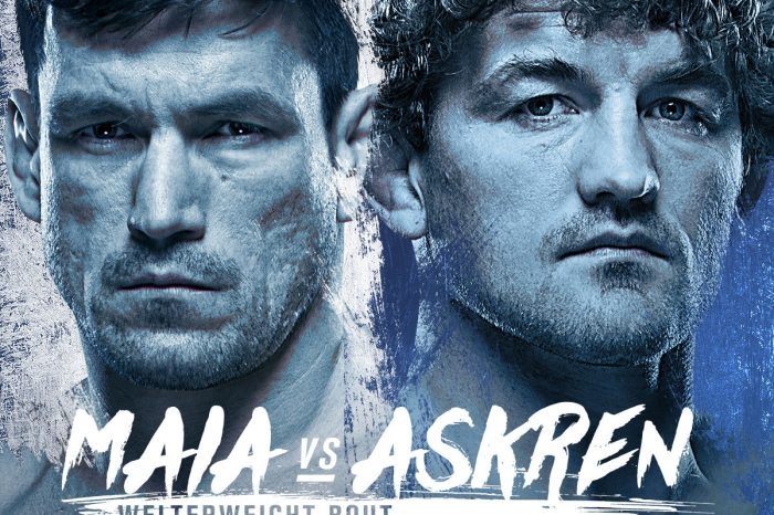 UFC® FIGHT NIGHT: MAIA vs. ASKREN in Singapore Everything you need to know