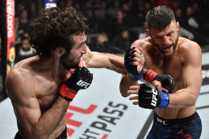 UFC Moscow Review