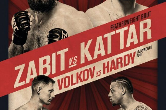 UFC Moscow - everything you need to know