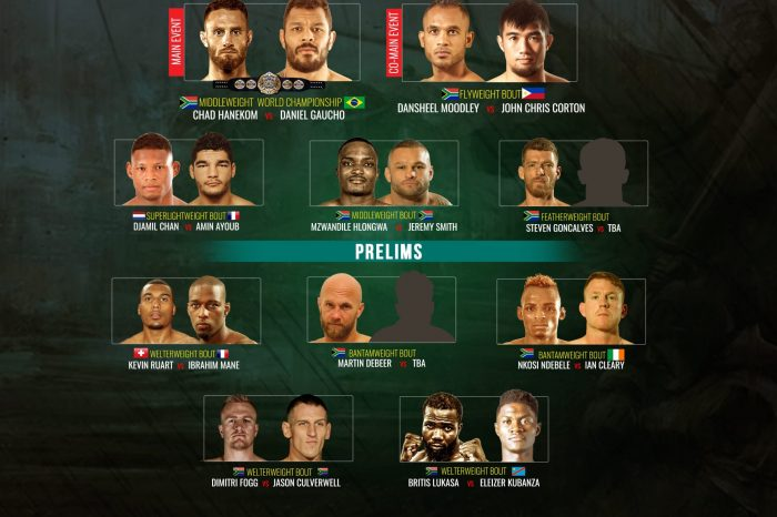 10 South Africans to Feature on Brave 31 Card in Durban