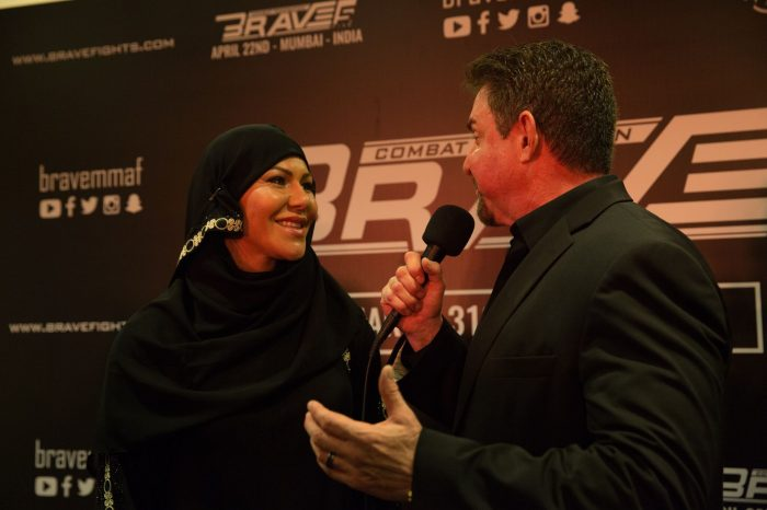 Cris Cyborg to Attend Brave 31 in Durban