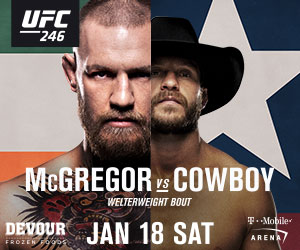 McGregor vs Cowboy - everything you need to know