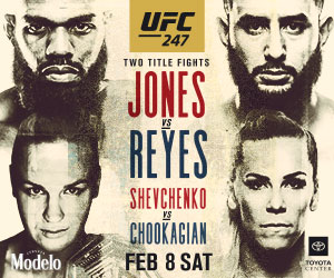 UFC247 - what you need to know