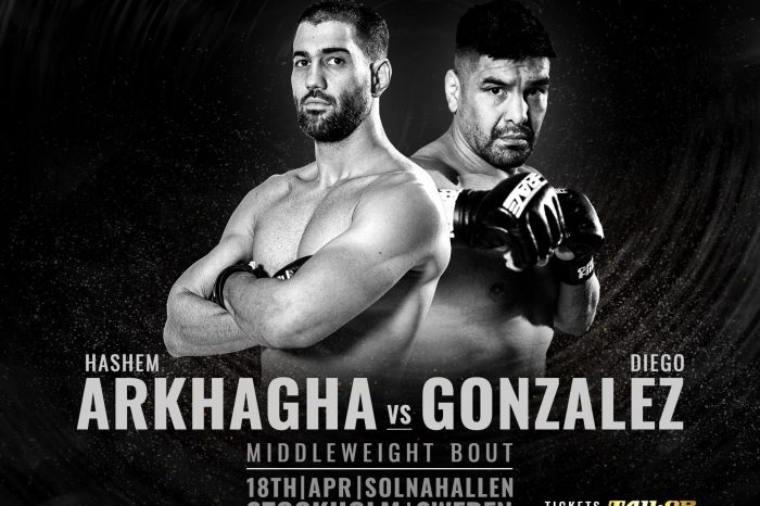KO artist Hashem Arkhagha returns against Diego Gonzalez at BRAVE CF 37