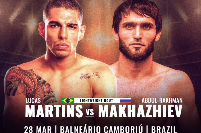 Lucas Martins returns at Brave 35