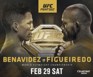 UFC Fight Night Norfolk - what you need to know