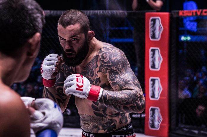 KSW legend Michal Materla faces Czech star Patrik Kincl at KSW 53