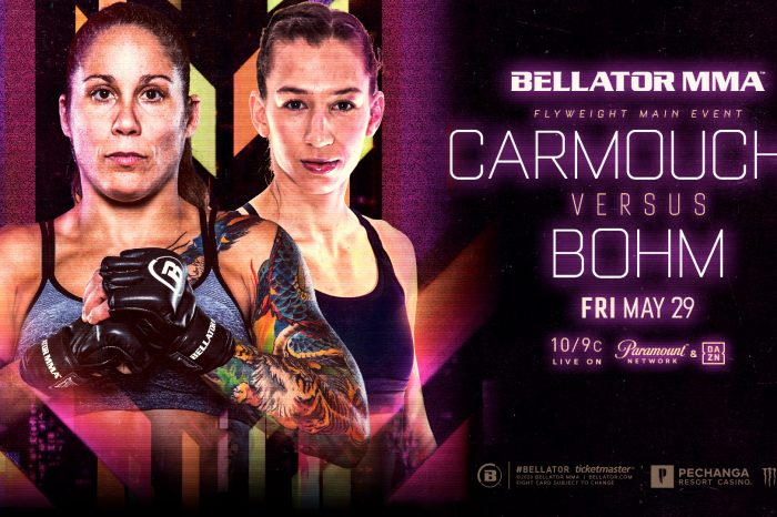 Carmouche set for Bellator Debut