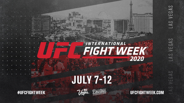 9th Annual Fight week to take over Vegas