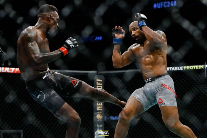 UFC248 in Review