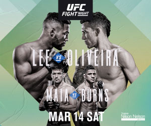 UFC Brasilia - what you need to know