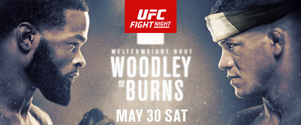 Woodley vs Burns - what you need to know