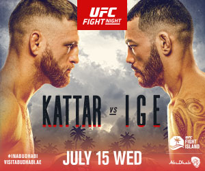 Kattar vs Ige - What you need to know