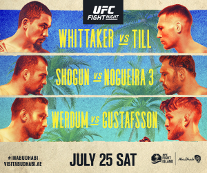 Whittaker Vs Till - What you need to know