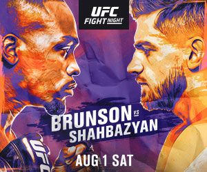 Brunson Vs Shabhazyan- What you need to know
