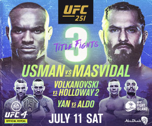 UFC251 - What you need to know