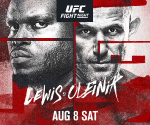 Lewis vs Oleinik - What you need to know
