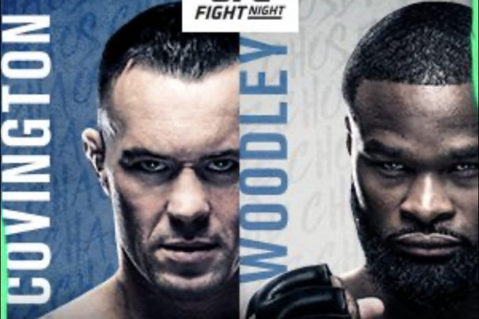 Covington vs Woodley - what you need to know