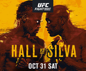 Hall vs Silva - what you need to know