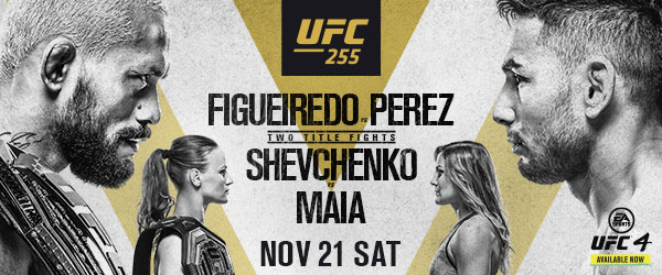 Figueiredo vs Perez - what you need to know