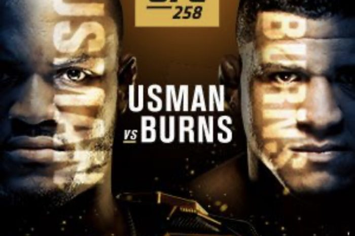 Usman vs Burns - what you need to know