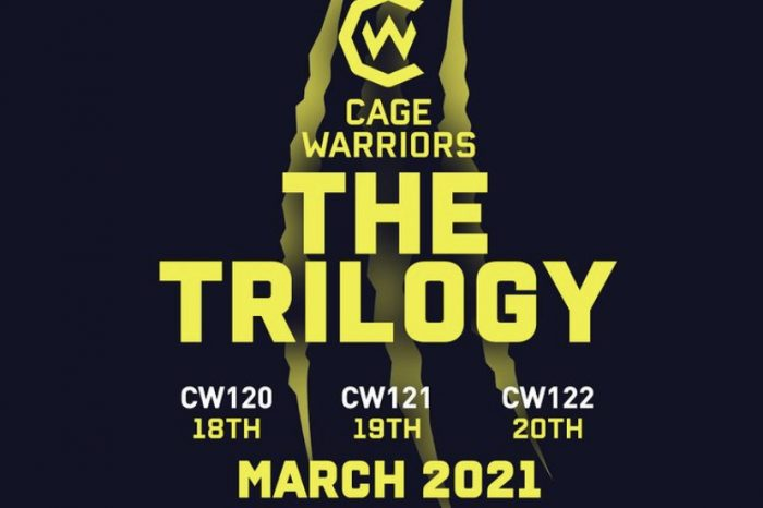 Cage Warriors The Trilogy - All you need to know